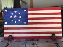 1876 Centennial Flag in Beaufort, South Carolina