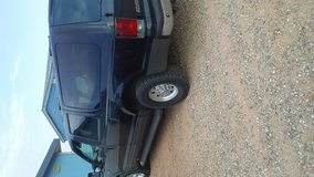 2001 excursion in 29 Palms, California