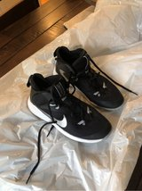 Nike future court youth basketball shoes in Plainfield, Illinois