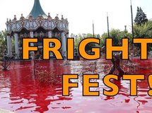 2 fright fest tickets in Westmont, Illinois