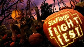 Six flags freight fest tickets ( 2) in Chicago, Illinois