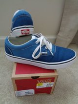 Boys Vans sz.5 Just bought worn Once in Camp Lejeune, North Carolina