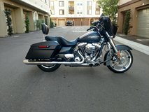 2014 Harley Davidson Street Glide in Camp Pendleton, California