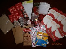JOB LOT OF CHRISTMAS CRAFT STUFF AND STAMPS in Lakenheath, UK