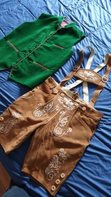 mens lederhosen in Spangdahlem, Germany