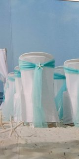Beach Themed Wedding Accessories in Orland Park, Illinois