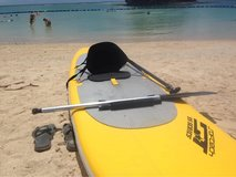 Inflatable SUP Board in Okinawa, Japan