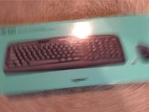 Logitech Keyboard and mouse in Chicago, Illinois