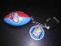 Houston Oilers Keychains! in Kingwood, Texas