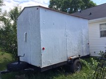 6x10 Cargo Trailer in Warner Robins, Georgia