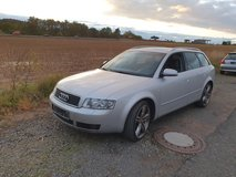 AUDI A4 2.4 AUTOMATIC NEW INSPECTION 2003 in Ramstein, Germany