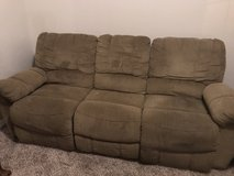 TWO Lazy Boy dual reclining sofas (yes we have two) in Conroe, Texas