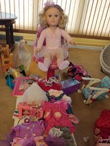My Life Doll and accessories (ballerina) in Bolingbrook, Illinois