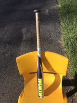 "worth eclipse composite fast pitch softball bat 28"" 16 oz in Yorkville, Illinois"