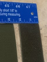 """Sew On Velcro by the foot (12"""") includes hook and loop in Alamogordo, New Mexico"""
