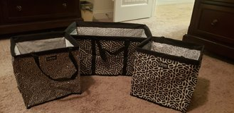 Brand New DSW 3 Piece Organizer Bags in Camp Lejeune, North Carolina
