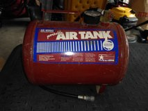 Air tank in Chicago, Illinois