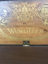 1970s Wurlitzer piano in Chicago, Illinois