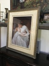 Framed print / under glass in Cleveland, Texas