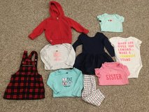 Girl 12 month clothes LOT in Naperville, Illinois