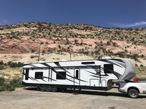 Toy Hauler RV for rent in 29 Palms, California
