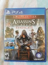 Assassin's creed syndicate new sealed ps4 in Joliet, Illinois