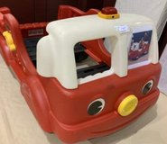Toddler bed Step 2 Fire Engine/Truck Toddler Bed in Joliet, Illinois