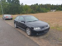 AUDI A3 1.8 Manual NEW INSPECTION 2001 in Ramstein, Germany