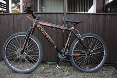 "Kross MTB 26""  based at cross speedster alu frame 18"" in Lakenheath, UK"
