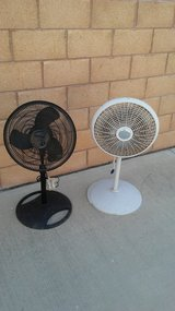 2 Pedistal Fans $25 for both in Camp Pendleton, California