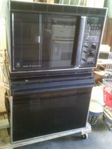 GE Dual wave combo wall oven and microwave in Alamogordo, New Mexico