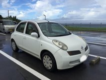Must go! Car for sale, Nissan March in Okinawa, Japan