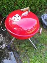 Red Weber Grill in Ramstein, Germany