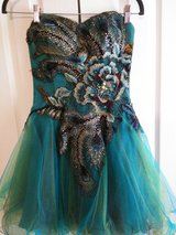 Homecoming Dress in Conroe, Texas