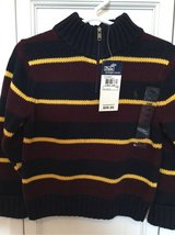 New Polo sweater sz 24 months in Bolingbrook, Illinois