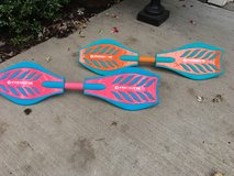 Razor Ripstik - Blue and Orange in Naperville, Illinois