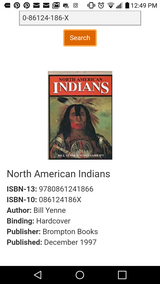 NORTH AMERICAN INDIANS in Fort Knox, Kentucky
