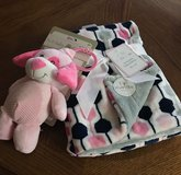 New baby blanket and toy in Warner Robins, Georgia