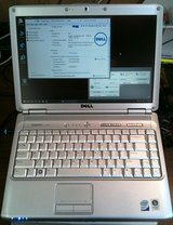 "Dell Inspiron 1420 notebook 14.1"" widescreen, Core 2 Duo, 4 GB RAM, w10 64-bit in Tacoma, Washington"