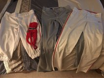 men's size medium baseball pants in Naperville, Illinois