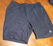 NEW Reebok Athletic Men's XL Shorts Gym Work Out Black Lounge in Kingwood, Texas