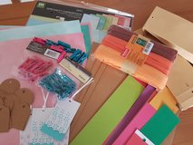 Craftpaper, Bags, Pins, Gift tags in Ramstein, Germany