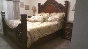 Ashley-King bedroom set in Clarksville, Tennessee