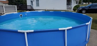 summer waves pool in Clarksville, Tennessee