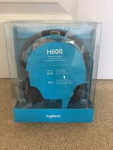 Logitech h600 wireless headset in Oswego, Illinois