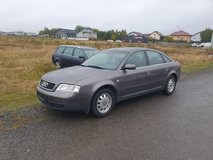AUDI A6 2.4 AUTOMATIC NEW INSPECTION in Ramstein, Germany