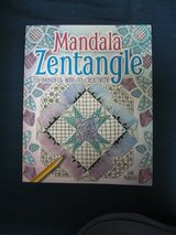 Mandala Zentangle book in Kingwood, Texas