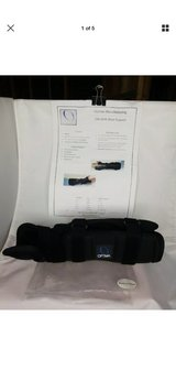 Optima Wrist Hand Support Brace Black OM-3916 Size Medium Health Rehab Support in Camp Pendleton, California