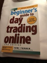 New - A Beginners Guide to Day-Trading OnLine - 2nd Edition in Bolingbrook, Illinois