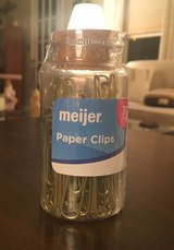 70 Large Paper Clips in Naperville, Illinois